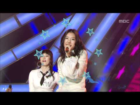Wonder Girls - Irony, 원더걸스 - 아이러니, Music Core 20070331
