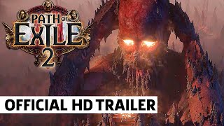 Path of Exile 2 Official Second Trailer