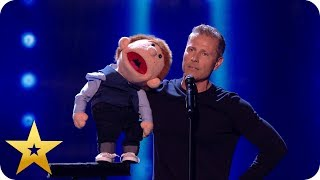 The most HILARIOUS comedy acts from BGT: The Champions - PART ONE