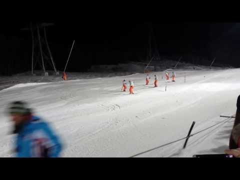 Schneesport Akademie Ischgl Show Januar 2014