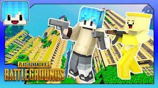 Khi Chuối Chơi Minecraft Là Battlegrounds ( Minecraft Battlegrounds  )