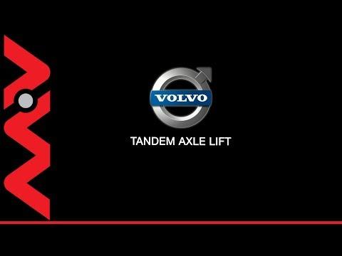 Volvo Trucks   Tandem Axle Lift function