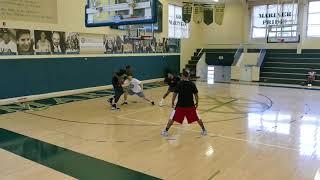 NBA Vet Dewayne Dedmon off-season workout August 2018
