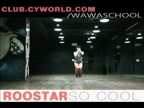 WAWA DANCE ACADEMY SISTAR SO COOL DANCE STEP MIRRORED MODE