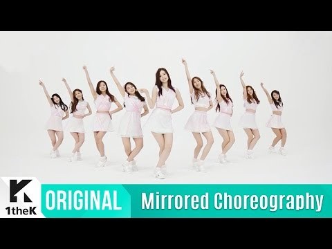 [Mirrored] gugudan(구구단) _ Wonderland Choreography(원더랜드 거울모드 안무영상)_1theK Dance Cover Contest
