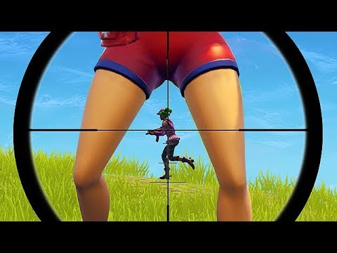 BEST ACCIDENTAL SHOT EVER! - Fortnite Funny Fails and WTF Moments! #317