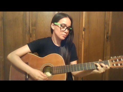 La niña de tus ojos(Cover Guitarra Acustica) Evelyn Baldenebro