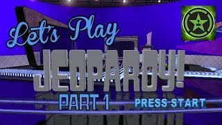 Let's Play - Jeopardy! Part 1