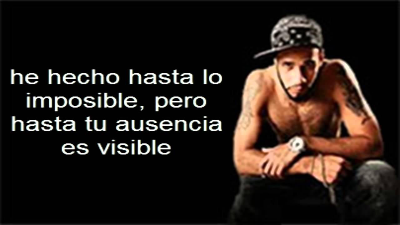 """Tu Ta Triste Porque: Solo Tu Los Aldeanos """"letra"""""""