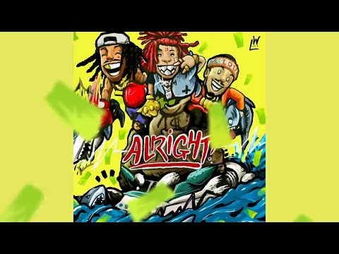 Wiz Khalifa - Alright feat. Trippie Redd & Preme [Official Audio]