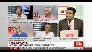 The Big Picture: Govt plans for lateral entry in higher administrative posts: rationale and impact