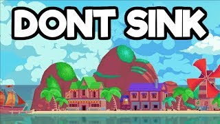 Don't Sink Gameplay #2 - Beginning Our Settlement!