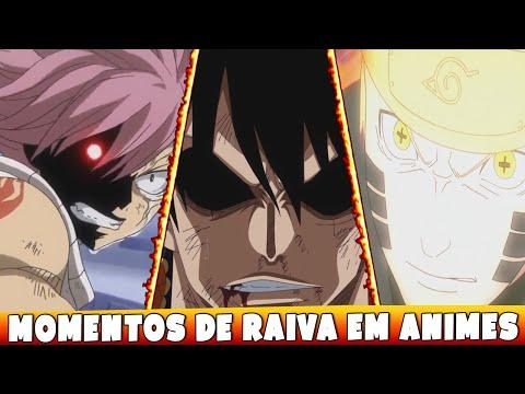 10 MOMENTOS DE RAIVA EM ANIMES Pt 3 | Player Solo