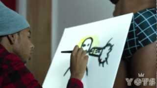 Robb Bank$ - Look Like Basquiat (Teaser) Prod. By SpaceGhostPurrp (2012)
