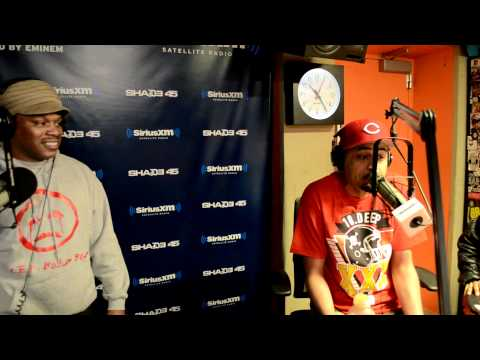 Locksmith- 5 Fingers of Death Freestyle on #Sway in the Morning