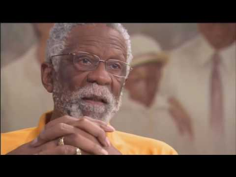 Bill Russell ON Wilt Chamberlain and their RIVALRY