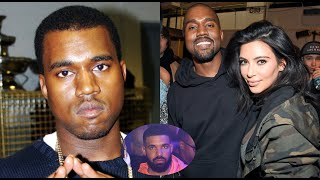 """Kanye West Gets CL0WNED After Drake """"AIIegedly"""" ADMITS To SMASHlNG Kim Kardashian In NEW Song."""