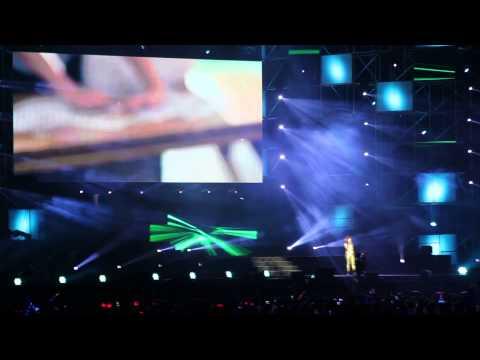[FanCam] 李玟 - 經典組曲 + 能不能 + 叩叩 (20130622 成龍巨星演唱會)
