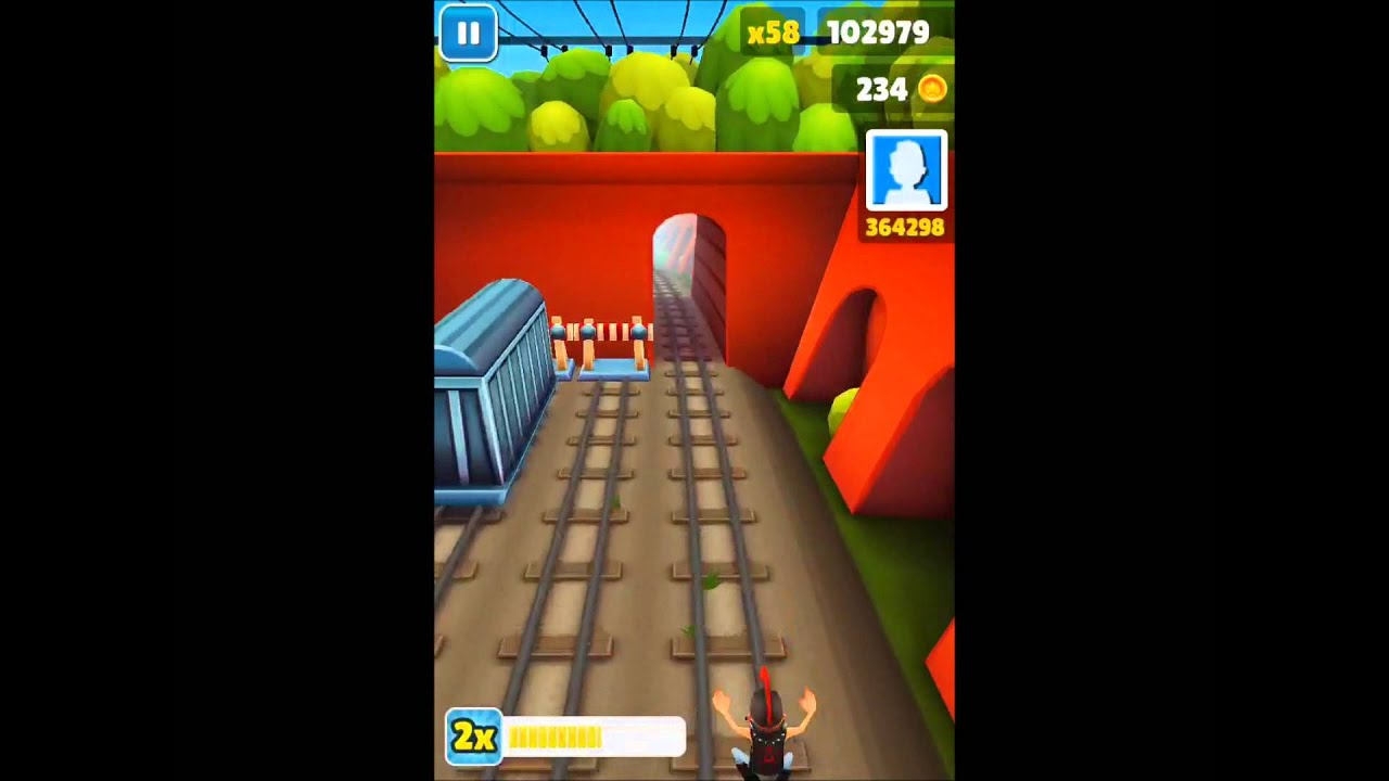 How to Win You Friends in Subway Surfers