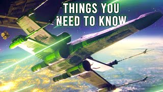 Star Wars Squadrons: 10 Things You NEED TO KNOW