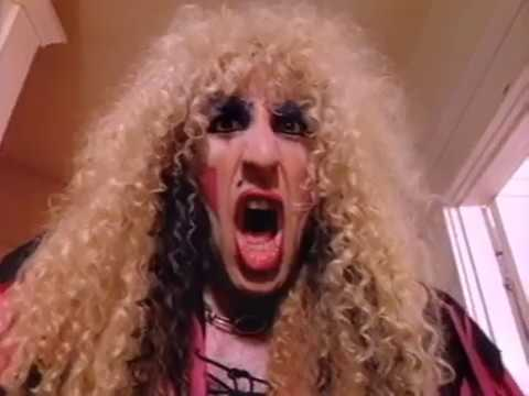 Twisted Sister -- We're Not Gonna Take it [Extended Version] OFFICIAL MUSIC VIDEO