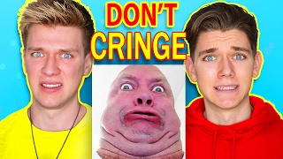 TRY NOT TO CRINGE CHALLENGE 2