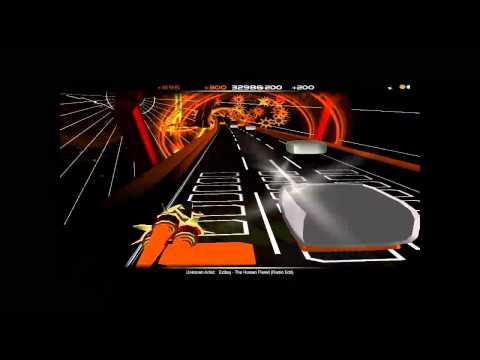 Ezitsuj - The Human Planet // Audiosurf Edition