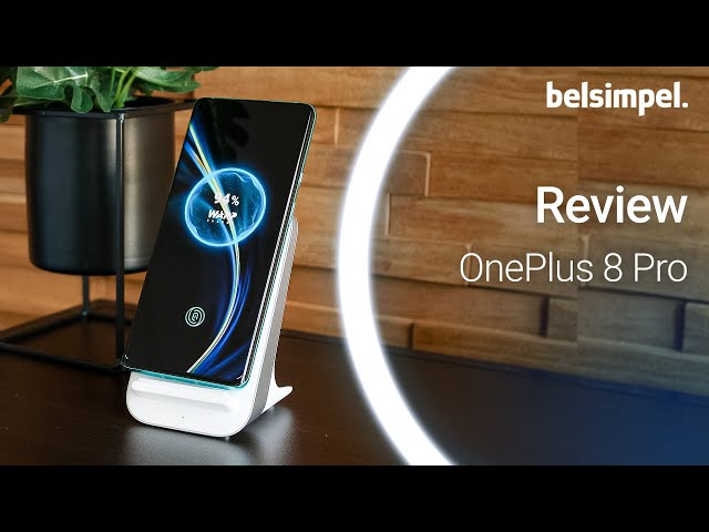 Belsimpel-productvideo voor de OnePlus 8 Pro 128GB Black