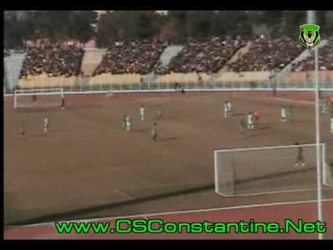 CS Constantine - ASM Oran - Les Sanafirs