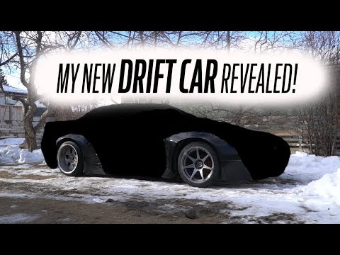 NEW CAR REVEAL! The drift build begins!