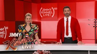 Holiday Shopping with Jimmy Kimmel & Kristen Bell – (RED) Shopathon