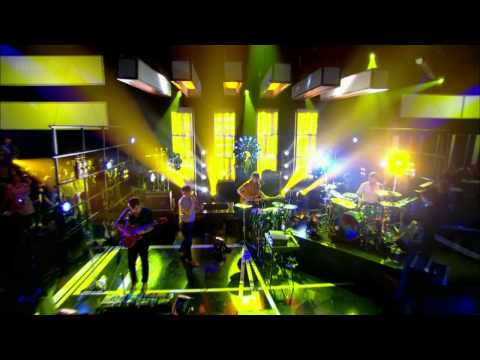 Friendly Fires Hawaiian Air - Later with Jools Holland Live 2011 HD