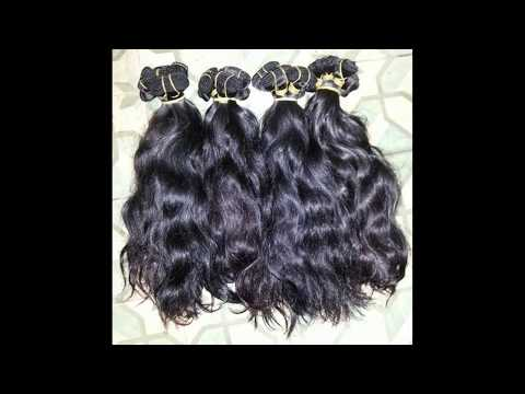 Virgin Remy Indian Hair-Indian Human Hair Factory