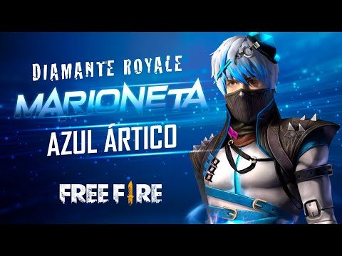 OFICIAL: Novo Sorte Royale de Diamante - Azul Ártico
