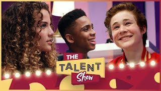 "THE TALENT SHOW | ""Meet the Judges"" 
