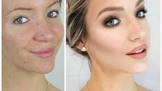 How to: Contour and Highlight for PALE SKIN! | Stephanie Lange