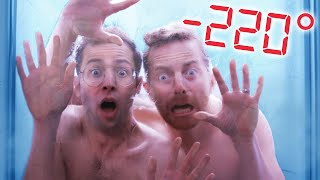 Trying Cryotherapy (-220 Degrees) For Chronic Pain