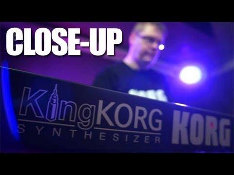 King Korg - Up Close
