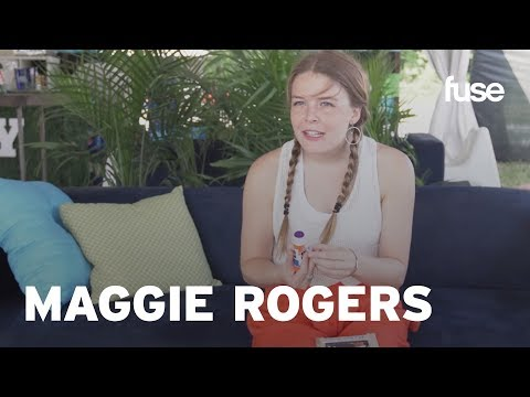 Maggie Rogers Talks Playing For Friends and Family At Firefly 2017