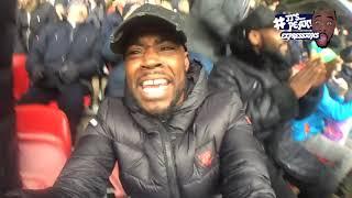 Tottenham (1) VS Arsenal (0) A FAN EXPERIENCE    EXPRESSIONS FT RANTS N BANTS, TROOPZ, CLAUDE AFTV