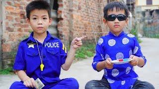 Trò Chơi Thầy Bói Giả Mù - Ai Cho Ông Xem Bói Ở Đây - Bé Nhím TV - Đồ Chơi Trẻ Em Thiếu Nhi