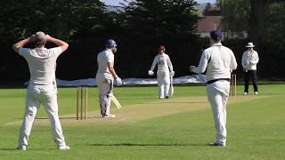 Sanderstead Cricket Club 1st XI vs Bank of England 1st XI
