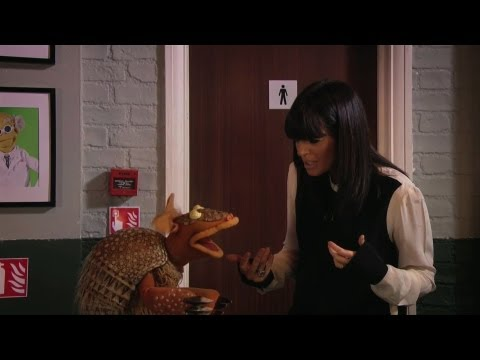 Claudia Winkleman Prepares To Sell Her 'Winges' - That Puppet Game Show: Episode 4 Preview - BBC One - Smashpipe Entertainment