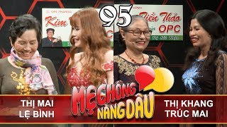 MOTHER&DAUGHTER-IN-LAW #95 UNCUT|Being pregnant before marriage & the bad impression...