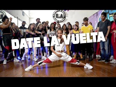DATE LA VUELTA - Luis Fonsi, Sebastián Yatra, Nicky Jam | Choreography Emir Abdul Guillermo Alcázar