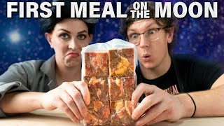 Recreating The First Meal Astronauts Ate on the Moon