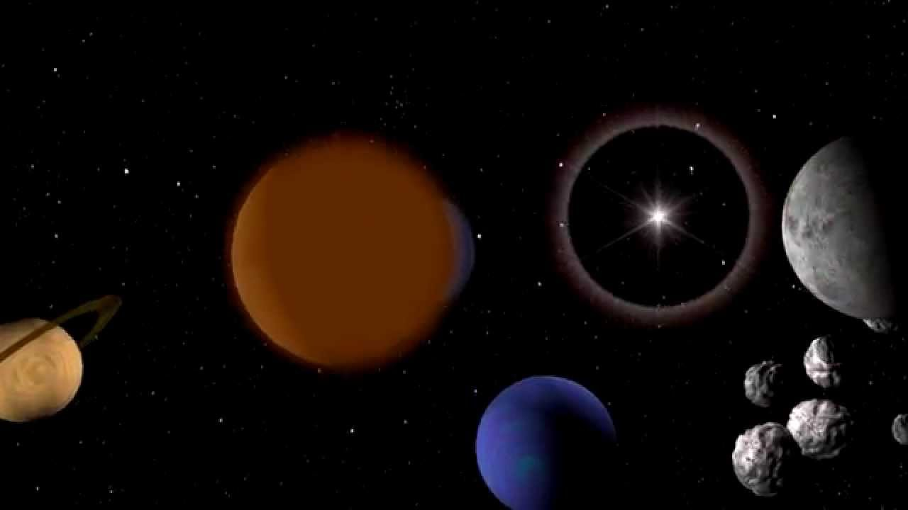 solar system animation - photo #38