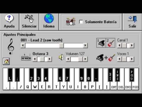 Tu papá - Hasta que salga el sol - Piano Electronico 2.5