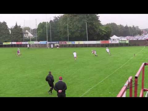 All 5 goals Kilmacud Crokes vs Portroe in the  All Ireland Hurling 7s
