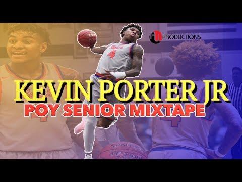 """Kevin Porter Jr. OFFICIAL POY """"Duffel Bag"""" Mixtape"""